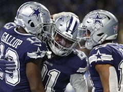 Dallas Cowboys Were Still First in the NFC east